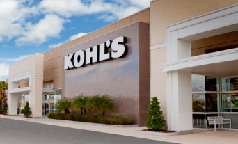 Hagerstown MD Kohl's Department Stores